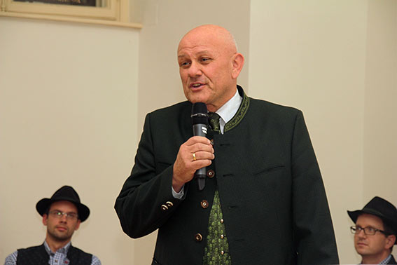 Preisträger Karl Buchgraber