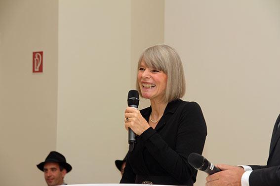Preisträgerin Gerlind Weber