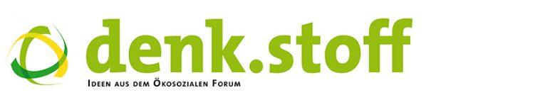 Logo denk.stoff
