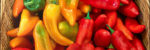 Gemüse in einem Korb
