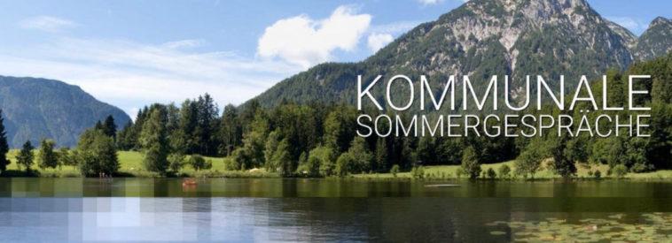 Bild Kommunale Sommergespräche Bad Aussee