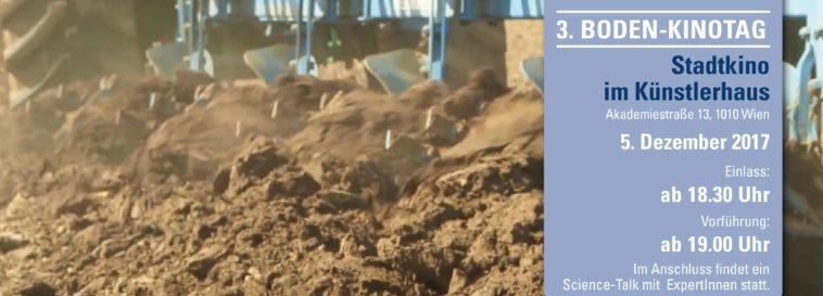 Boden wird maschinell bearbeitet
