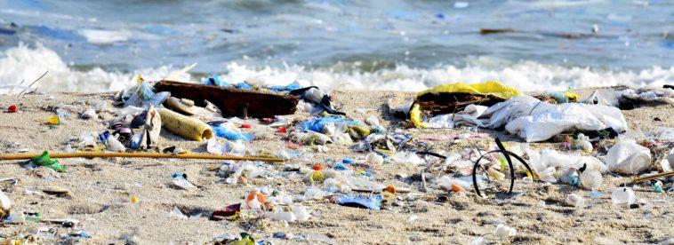 Müll Strand