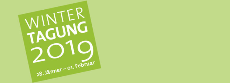 Wintertagung 2019 Logo