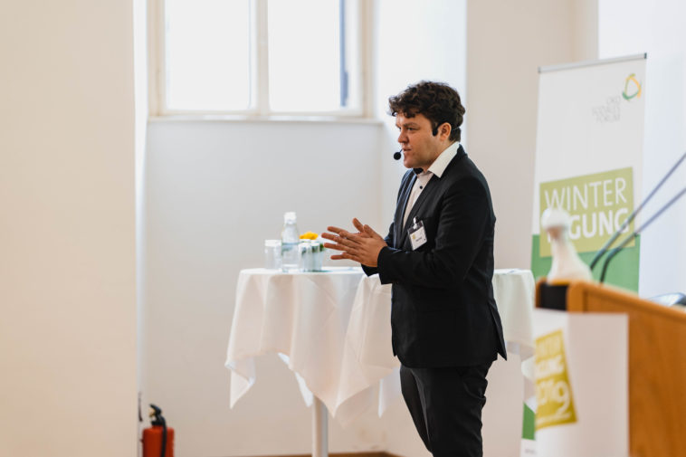 Wintertagung 2019, Fachtag Kommunikation, Florian Hartleb