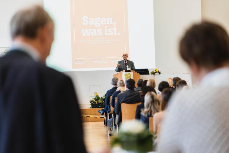 Wintertagung 2019, Fachtag Kommunikation, Josef Siffert