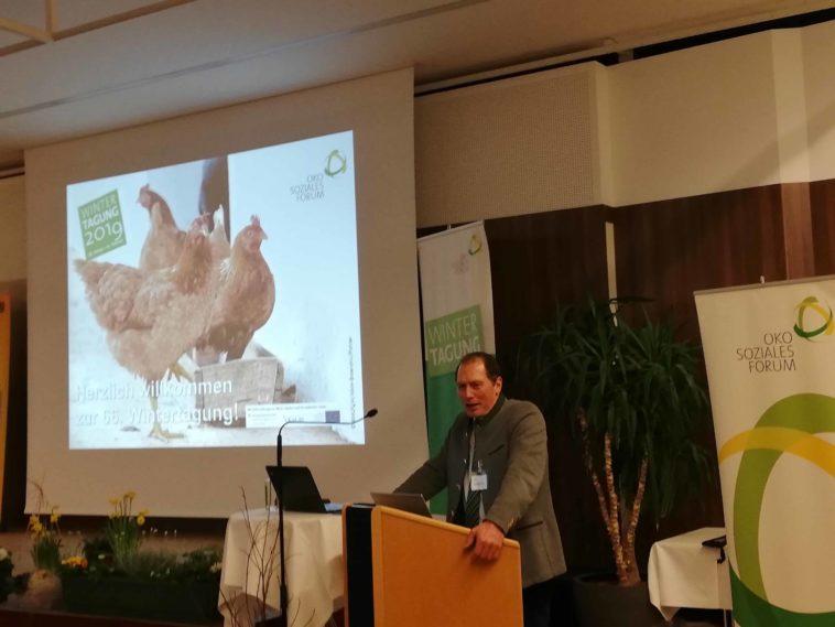 Wintertagung 2019, Fachtag Geflügelhaltung, Moosbrugger