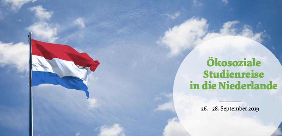 Ökosoziale Studienreise in die Niederlande