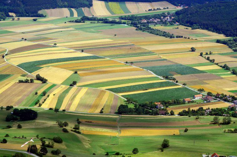 Landwirtschaftlicher Flächen
