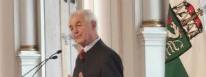Höchste steirische Auszeichnung für Josef Riegler