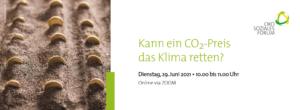 Kann ein CO2-Preis das Klima retten?